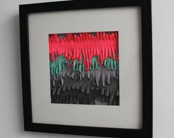 Abstract Ribbons