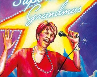 Superstar Grandmas: An A-Z of seriously cool seniors