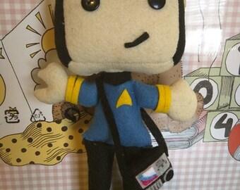 Spock Plushie