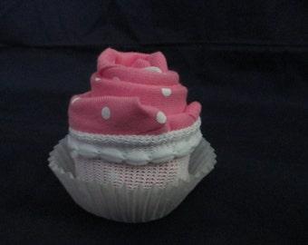 Baby Onsie Cupcake