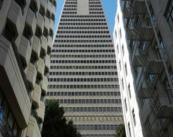 TransAmerica buiding San Francisco