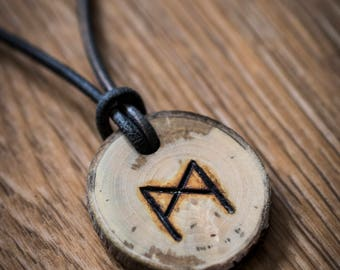Viking 'The Self' rune Necklace