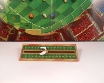 Harry Potter and the Chamber of Secrets Board Game - Green Score Slider and Golden Snitch Piece - Edition 2002