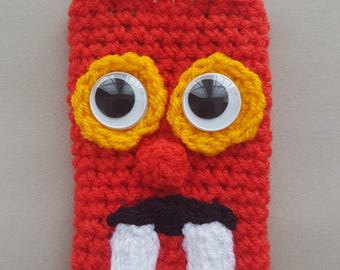 Knitted MonsterMobile Phone Case
