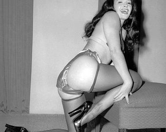 BETTIE PAGE  PHOTO #29