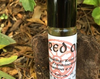 Sacred Roll On Anointing Oil