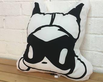 Catwoman pillow