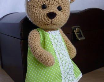 bear, teddy bear, little bear, toy bear