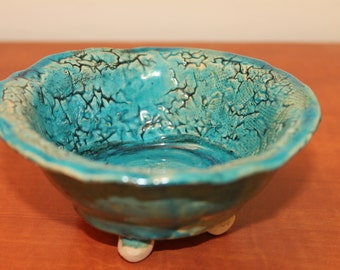 deep plate oriental design