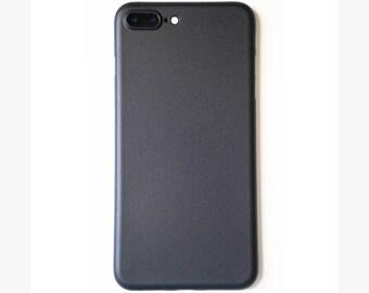 Super Thin iPhone 7 Plus Case   Matte Black - SimpliCase