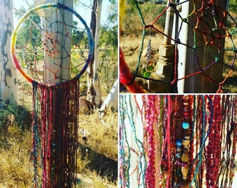 Custom large dreamcatcher