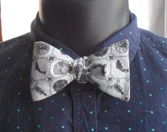 Game of Thrones Self-Tie Bow Tie