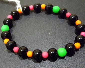 UV NEON Cyber Bracelet