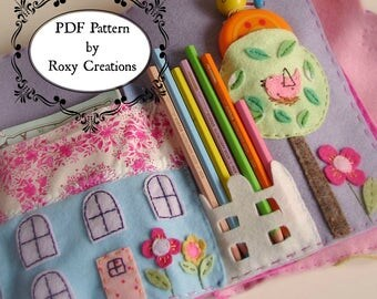 PDF sewing Pattern Fun Activity Pack