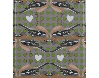 Chaffinch iPhone Case
