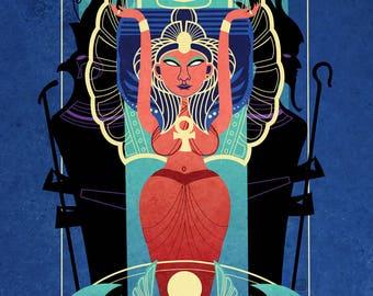 Isis - Goddess of Magic
