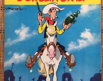 Lucky Luke in Oklahoma:  1966 Belgian Cartoon in French--Great Western US Satire