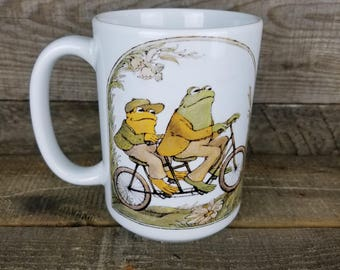 Frog and Toad are Friends Mug Gifts for Book Lover gifts for readers Gifts Under 15 book mugs teachers Librarian Gifts Arnold Anita Lobel