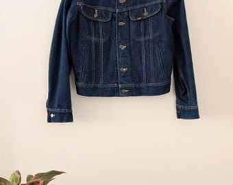 80's Lee Denim Jacket