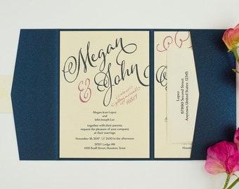 Pocket Invitation Suite