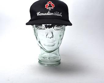 Canadian Club Snapback Cap