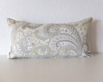 Sarah Richardson Walmsley Sterling Pillow Cover