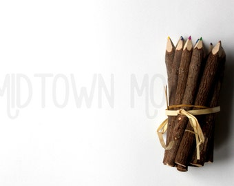 Colored Pencils, artist background, stock photo for shop owners, artists, Styled Photography Mockup, Digital Frame, Instant download