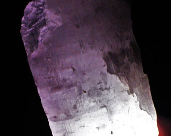 HUGE Natural Rough Kunzite Specimen - Elven Communication - Love, Comfort, Compassion, Passion, Joy, Feminine Energy, Moon Magic, Happiness