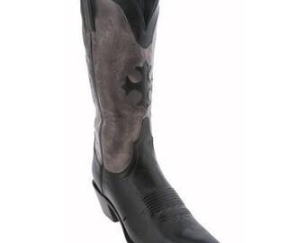 Vintage Luchesse Western Cowboy Boots