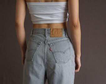 Grey Levi's Jeans