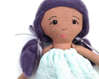 Dahlia the Musician Doll