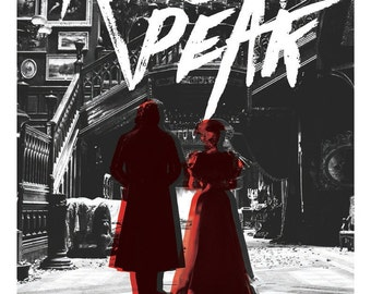 Crimson Peak Film Poster
