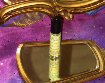 Indian Sandalwood Perfume Oil Roll On Valentines Day Gift