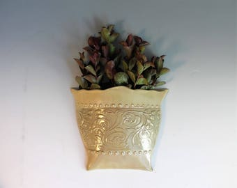 Hanging Wall Vase - Flower vase - Mail pocket