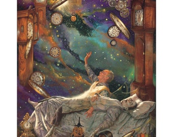 The Clockmaker Small Poster 11x18