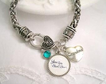 Custom Handwriting Bracelet Signature Charm Bracelet Sympathy Gift Memory Charm Gift for Mom Grandmom Gift Mother of the Bride or Groom Gift