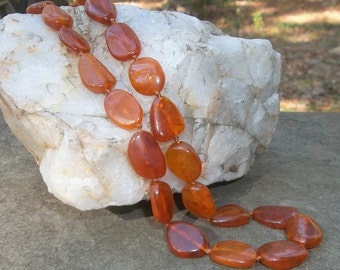 Beautiful Vintage AMBER Necklace