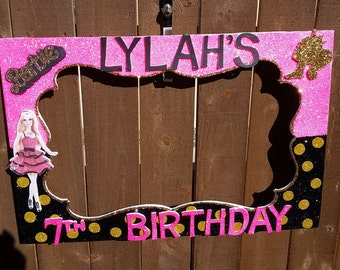 Birthday, Baby Shower, Wedding,Barbie Or Any Theme You Want Party Photo Prop