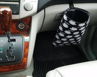 Car Trash Bag - Good Morning Coffee