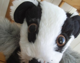 Badger (glove puppet)