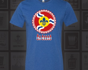 St Louis Bottle Cap Shirt