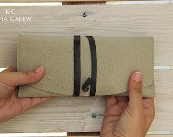 Leather wallet women, Vegan wallet, Women leather wallet, Wallet for her, Woman vegan wallet, Eco friendly wallet