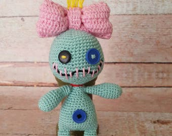 Made to Order! Scrump doll