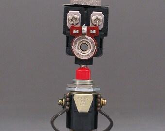 Robot Sculpture - Bart Bot