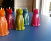 Beeswax Cat Candle, Pick ...