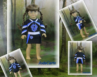 Cheer Athletic Outfit for American Girl Doll