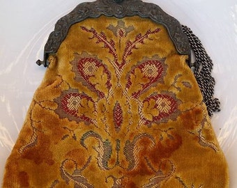 Vintage by ~CARPETBAGS of AMERICA~ Tapestry ~Purse