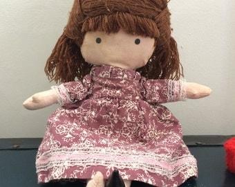 Joan Walsh Anglund Emily Pocket Doll