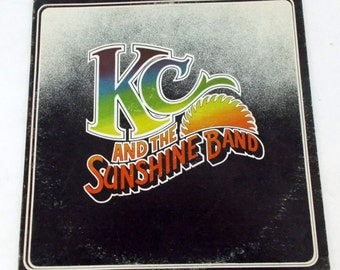 KC and the Sunshine Band  Vinyl LP Record Album TK 603