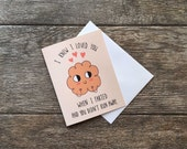 Funny Valentine Card - I love you and your farts greeting card *UPDATED*